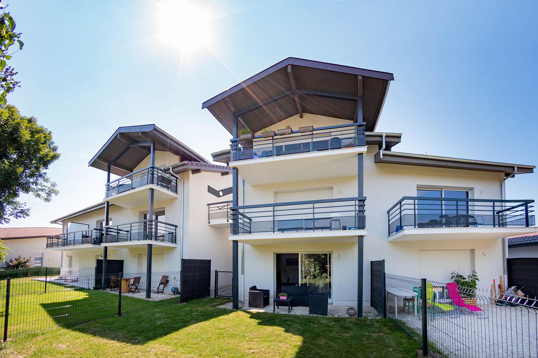 Construction appartement Saint-François de Sales
